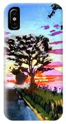 God's On Booe Road IPhone Case