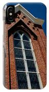 Gods Window St. Mary's In The Mountains Catholic Church IPhone Case