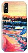 Going Places IPhone Case