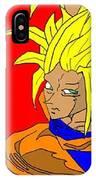 Gokou IPhone Case