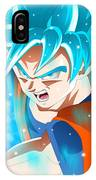 Goku In Dragon Ball Super  IPhone Case