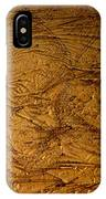 Gold Beauties IPhone Case