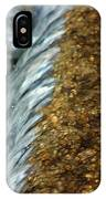Gold Rush Abstract IPhone Case