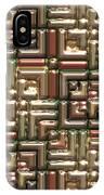 Golden Box 02 IPhone Case