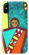 Golden Child Of The South West IPhone Case