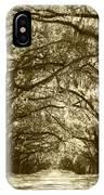 Golden Dream World IPhone Case