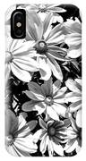 Golden Eyed Susan 2 IPhone Case