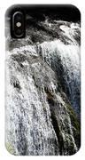 Golden Falls, Oregon IPhone Case