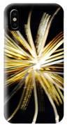 Golden Forks 1 IPhone Case