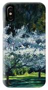 Golden Gate Park IPhone Case
