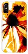 Golden Glow Of Summer IPhone Case