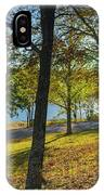 Golden Hour At Tenkiller State Park IPhone Case