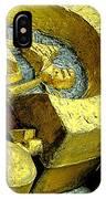 Golden Musselburgh IIi IPhone Case