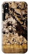 Golden Rocks IPhone Case