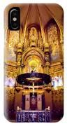Golden Room IPhone Case