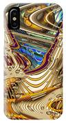 Golden Section IPhone Case