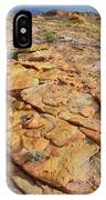 Golden Slopes Of Valley Of Fire State Park IPhone Case