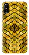 Golden Stained Glass IPhone Case