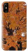 Golden Tree IPhone Case