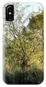 Golden Trees IPhone Case