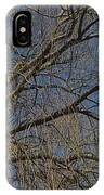 Golden Treetop IPhone Case