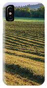 Golden Windrows IPhone Case