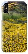 Goldfields And Grasses IPhone Case