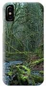 Goldstream Park Panorama IPhone Case