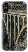 Goleta Hwy 101 Bridge IPhone Case