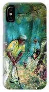 Golf Madness 03 IPhone Case