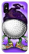 Golf Wizard IPhone Case