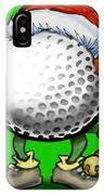 Golfmas IPhone Case