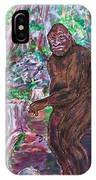 Goliath - The Bigfoot Of Ash Swamp Road IPhone Case