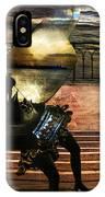 Gondolier Sonata IPhone Case