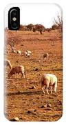 Gone With The Herd IPhone Case