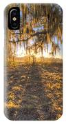 Good Morning At The Oak IPhone Case