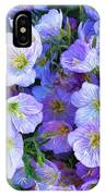 Good Morning Blossoms IPhone Case