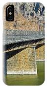 Goodloe E. Byron Memorial Footbridge IPhone Case