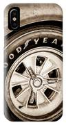 Goodyear Tire -0250s IPhone Case