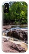 Goose Berry River Rapids IPhone Case