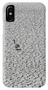 Goose On Lake August 27 2015 IPhone Case