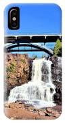 Gooseberry Falls 4 IPhone Case