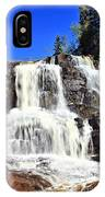 Gooseberry Falls 6 IPhone Case