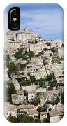 Gordes Provence France IPhone Case