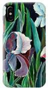 Gorgeos Iris IPhone Case