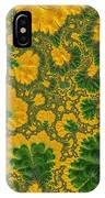 Gorgeous Fabric Design - Series Number Ten IPhone Case