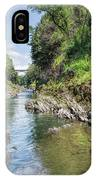 Gorgeous Gorge IPhone Case
