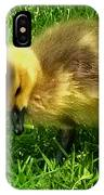 Gosling On Her Own IPhone Case