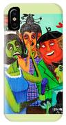 Gossips At The Greengrocer's IPhone Case