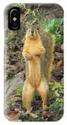 Got A Peanut? IPhone Case